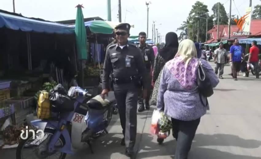 ตร.-ทหาร เพิ่มมาตรการคุมเข้มรักษาความปลอดภัยด่านชายแดน-สถานที่ท่องเที่ยว หลังเหตุการโจมตีในอินโดนีเซีย