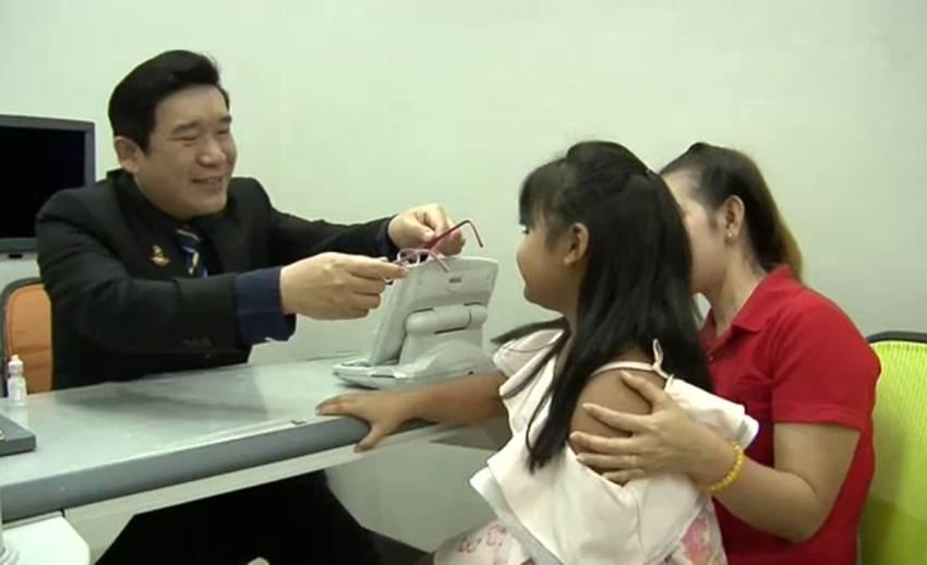 เด็กไทยสายตาสั้นเทียมเพิ่ม แพทย์แนะตรวจถูกวิธี-ป้องกันค่าสายตาเกินจริง