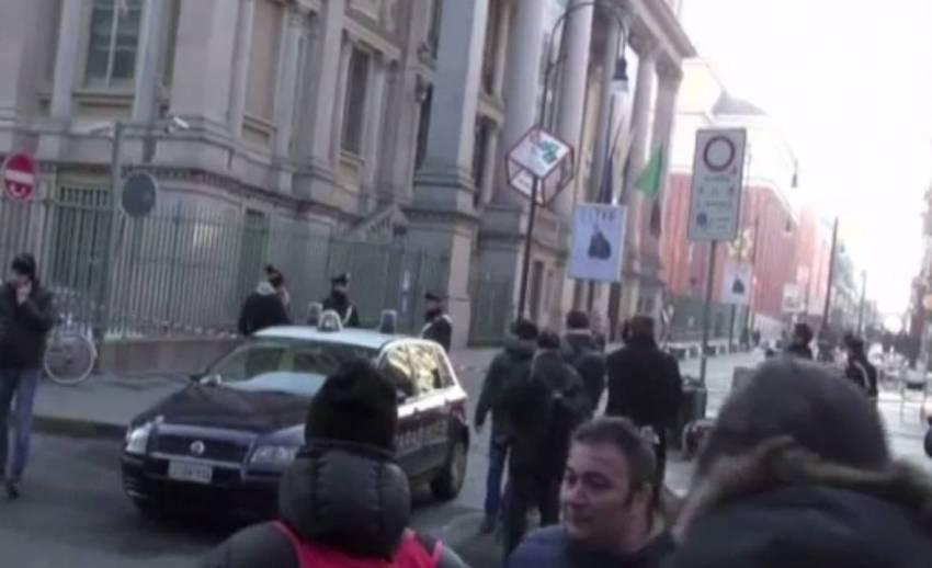 เกิดเหตุขู่วางระเบิด 2 ครั้งซ้อนในเมืองตูริน อิตาลี-ผู้ก่อเหตุอ้างเป็นสมาชิกกลุ่มไอเอส