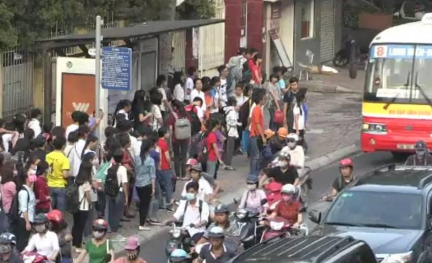 ชาวเวียดนามทิ้งชนบทเข้ามาหางานในเมืองใหญ่