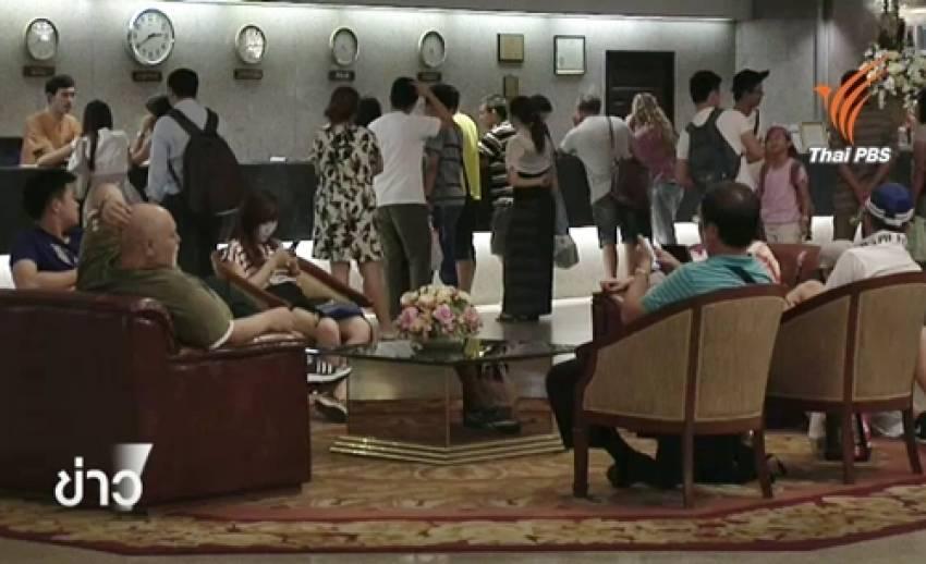 เหตุก่อการร้ายทำยอดจองโรงแรม ธ.ค.วูบ นักท่องเที่ยวยุโรปยอดลด-จีนพุ่ง