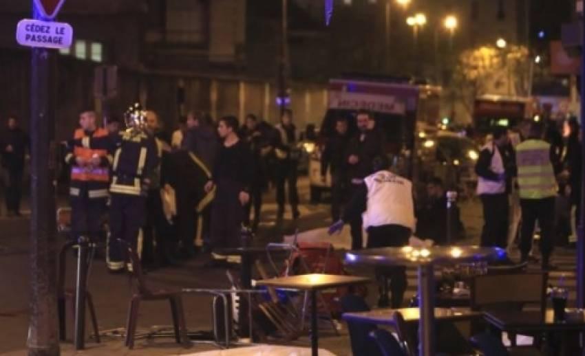 ด่วน! เกิดเหตุโจมตีกลางกรุงปารีสตาย 43 คน ปธน.ฝรั่งเศสประกาศภาวะฉุกเฉิน-สั่งปิดชายแดน